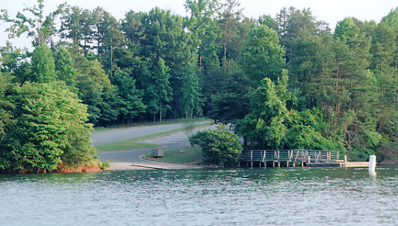 Lake Norman State Park Access Area Photos And Information