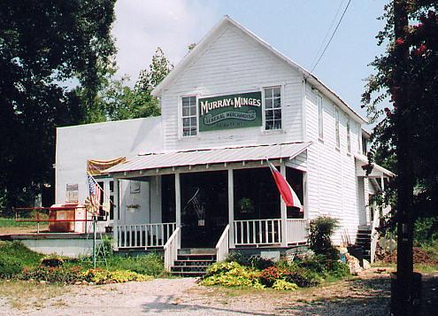 Murray S Mill North Carolina Historical Sites