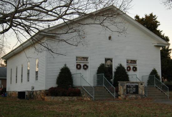 James Hall North Carolina State Historic Site