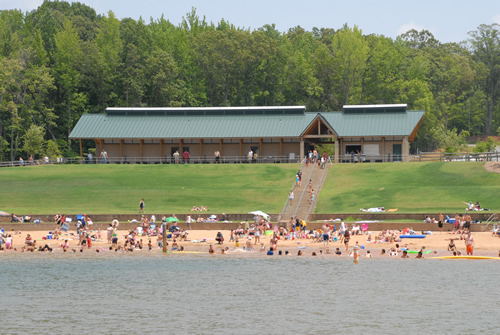 Swimming Complex, Lake Norman State Park